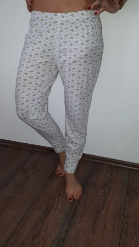 Peanuts Pijama blanco-amarillo pálido