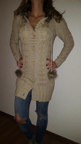 Gina Benotti Noors vest zandig bruin-camel