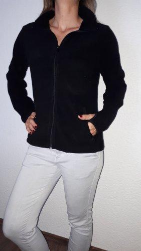 H&M Sudadera de forro negro