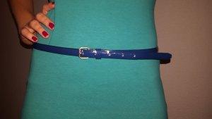 Cintura fianchi blu