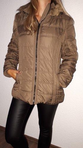 Gina Benotti Down Jacket light brown-sand brown