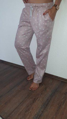 Esmara Thermobroek stoffig roze-wit
