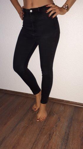 Ich verkaufe eine super schöne Stretch High-Jeggings in Größe 40 von Zara !