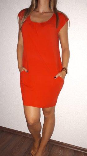 Wallis Shirt Dress red