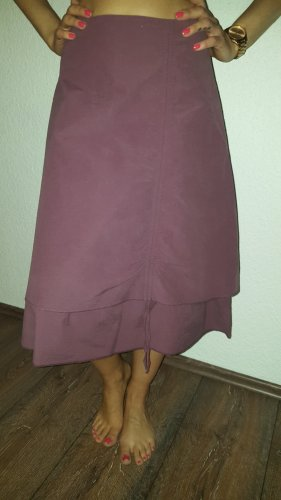 Blancheporte Balloon Skirt purple