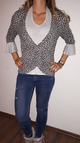 Ricarda M V-Neck Shirt multicolored