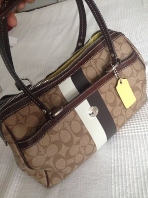 Coach Borsetta multicolore
