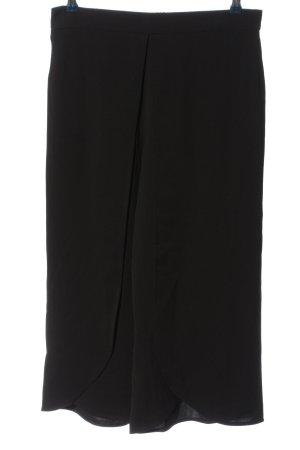 Ichi Baggy Pants black casual look