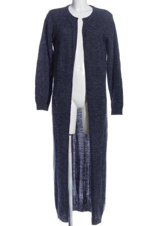 Ichi Cardigan blau meliert Casual-Look