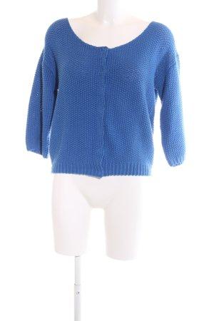Ichi Cardigan blau Casual-Look