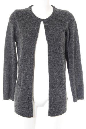 Ichi Cardigan grigio scuro stile casual