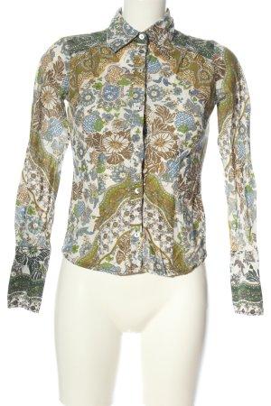Ichi Blusa-camisa multicolor look casual