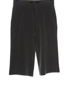 Ichi High-Waist-Shorts braun Casual-Look