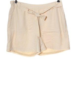 Ichi Hot pants crema stile casual