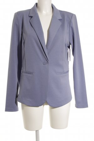 Ichi Jerseyblazer himmelblau Business-Look