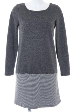 Ichi Jerseykleid meliert Casual-Look