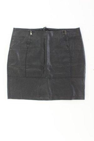 Ichi Rok van imitatieleder zwart Polyester