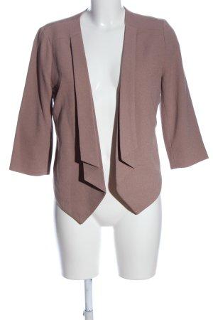 Ichi Kurz-Blazer pink Casual-Look