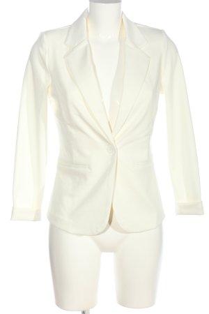 Ichi Blazer corto blanco estilo «business»