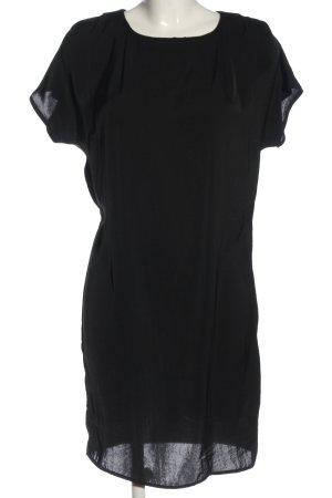 Ichi Kurzarmkleid schwarz Casual-Look