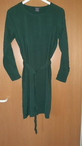 Ichi : Langarmkleid Größe 36 grün