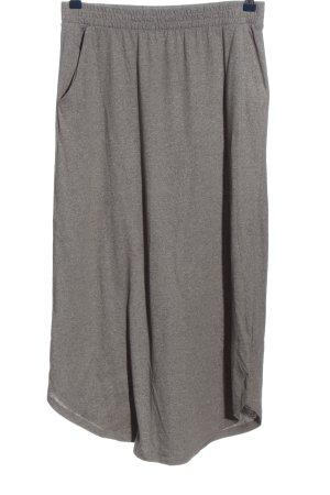 Ichi Jupe longue gris clair style décontracté