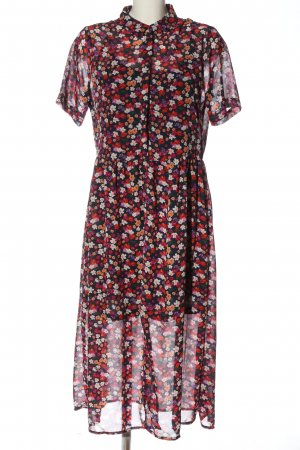 Ichi Sukienka midi Wzór w kwiaty W stylu casual
