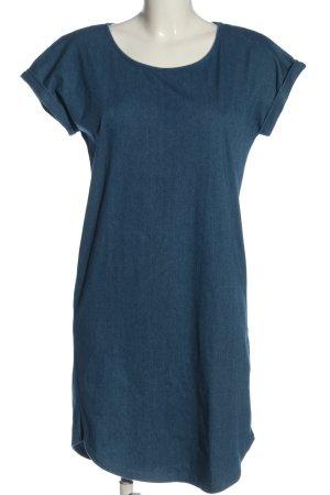 Ichi Midikleid blau klassischer Stil