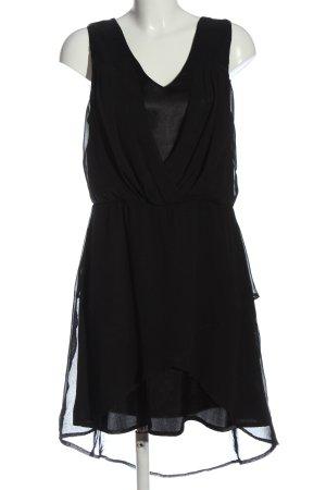 Ichi Sukienka mini czarny Elegancki