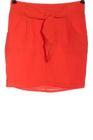 Ichi Mini rok rood casual uitstraling