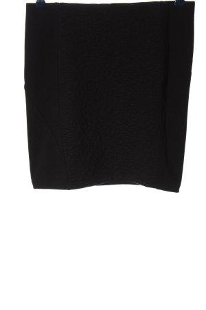 Ichi Mini rok zwart casual uitstraling