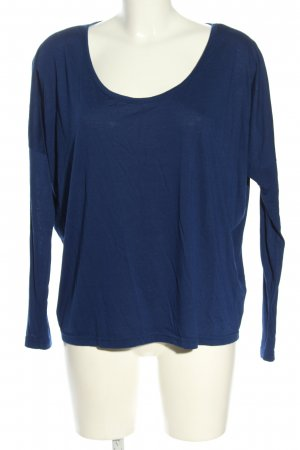 Ichi Oversized Shirt blau Casual-Look