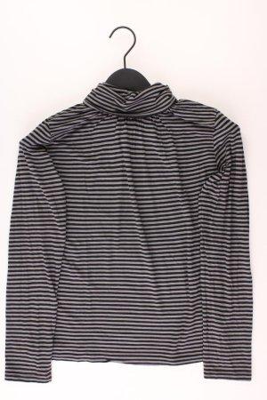 Ichi Pullover Größe M gestreift schwarz aus Viskose