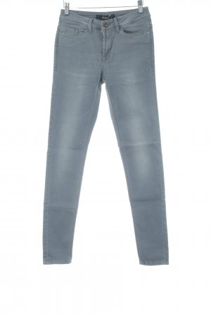 Ichi Skinny Jeans grau Casual-Look
