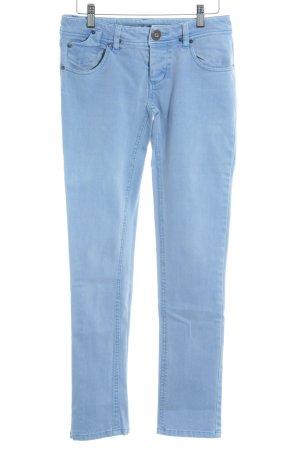 Ichi Skinny Jeans himmelblau Casual-Look