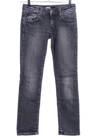 Ichi Slim Jeans hellgrau Casual-Look