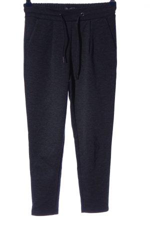 Ichi Jersey Pants black casual look