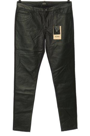 Ichi Stretch Trousers black casual look