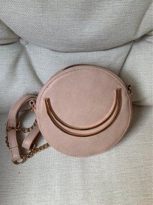 Ichi Tasche Rosa/gold