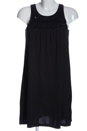 Ichi Trägerkleid schwarz Elegant