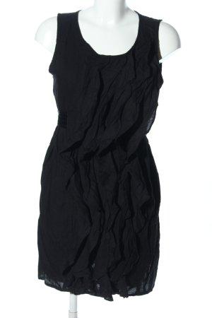 Ichi Trägerkleid schwarz Casual-Look