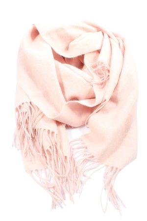 Ichi Wełniany szalik różowy W stylu casual