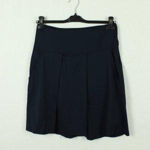 IchJane Plisowana spódnica ciemnoniebieski