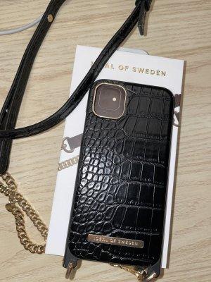 Ideal of Sweden Mobile Phone Case black-gold-colored