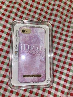 Ideal of Sweden Llavero blanco-rosa claro