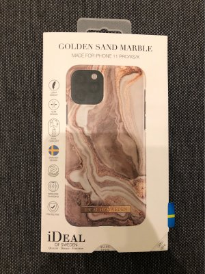iDeal of Sweden Golden Sand Marble Case for iPhone 11 PRO / XS / X