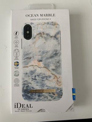 Ideal of Sweden Carcasa para teléfono móvil azul aciano-nude