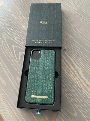 Ideal of Sweden Pokrowiec na telefon komórkowy ciemnozielony-leśna zieleń