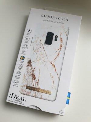 Ideal Of Sweden Handyhülle Samsung Galaxy S9 CARRARA GOLD