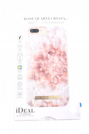 Ideal of Sweden Mobile Phone Case white-pink themed print casual look